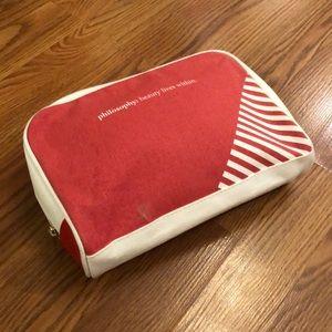 Philosophy Makeup Bag